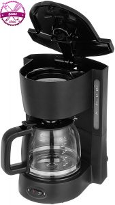 AmazonBasics-5-Cup-Coffee-Maker