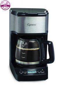 Capresso-Coffee-maker
