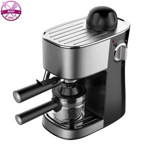 Powerful-steam-Espresso-and-Cappuccino-Maker