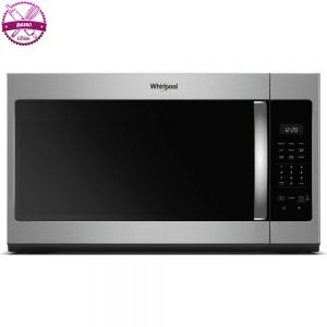 Whirlpool-WMH31017HS-Stainless-Over-the-Range-Microwave