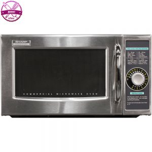 Sharp-Commercial-Microwave-Oven