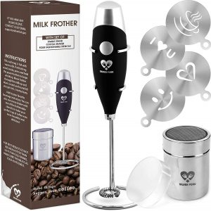 Silver-fork-Milk-Frother-Handheld