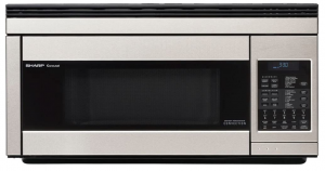 Sharp-Over-the-Range-Convection-Microwave