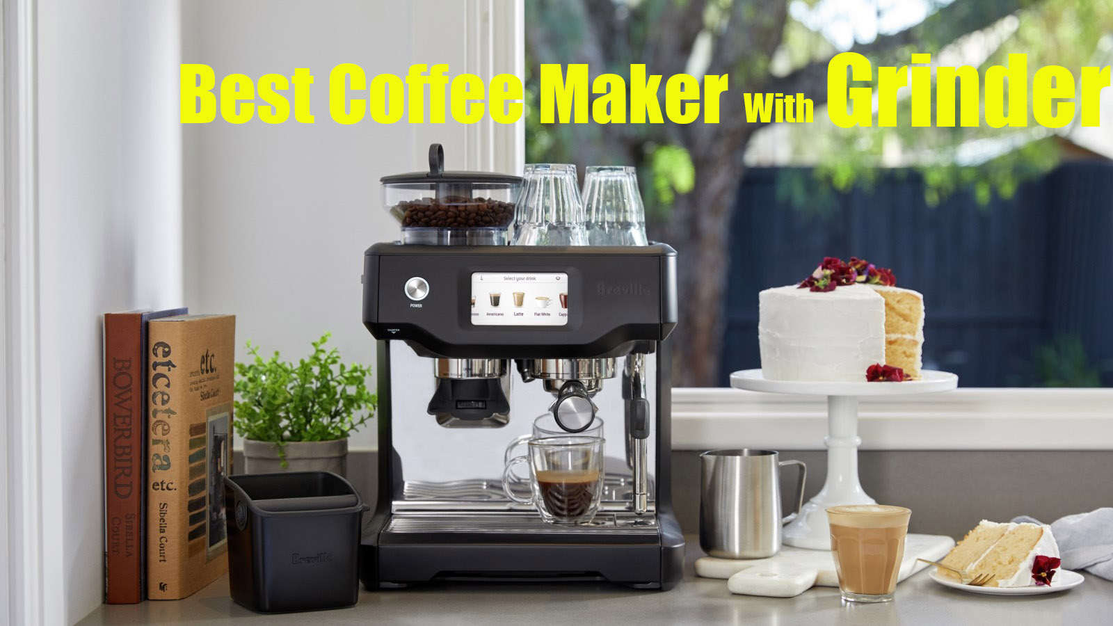 Best Coffee Maker With Grinder 2020 - Reviews And Buying ...